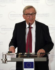 Jean-Claude Juncker, foto: ČTK