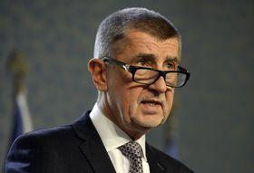 Andrej Babiš, foto: ČTK / Kateřina Šulová