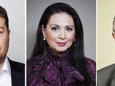 Томио Окамура, Яна Бобошикова, Владимир Длоуги (Фото: ЧТК)