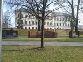 Памятник Освободителям в городе Опава, Фото: Мартин Книтл, Чешское радио