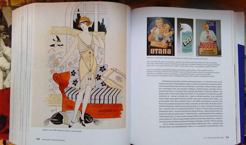 'La République tchécoslovaque 1918-1939', photo: repro Republika československá 1918-1939 / Nakladatelství Lidové noviny