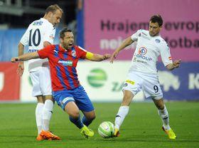 FC Pilsen contra el FC Slovácko, foto: ČTK