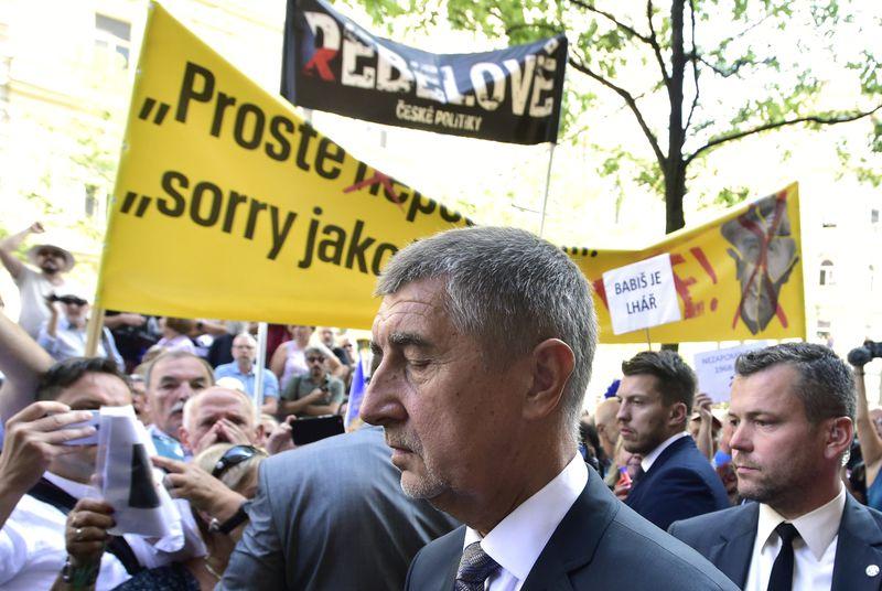Andrej Babiš, foto: ČTK/Vondrouš Roman