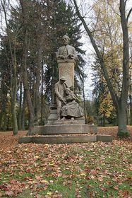 Památník Bedřicha Smetany, foto: Petr1888, CC BY-SA 3.0 Unported