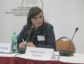 Maria Schossig (Foto: Martina Schneibergová)