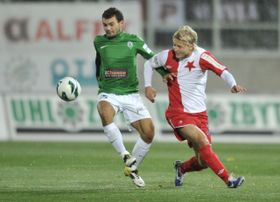 Jablonec - Slavia Prague, photo: CTK
