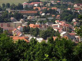 La ciudad de Žlutice, foto: MartinVeselka, CC BY-SA 4.0 International