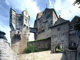Château fort de Pernštejn, photo: CzechTourism