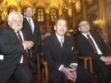 Конференция «Пятнадцать лет после - гражданское общество в демократии»  (Фото: ЧТК)