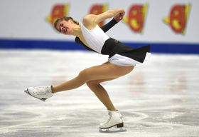 Carolina Kostner, photo: CTK