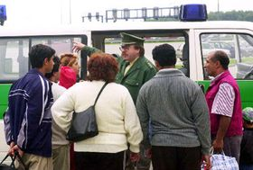 Members of the Roma minority have attempted to travel to Great Britain, photo: CTK