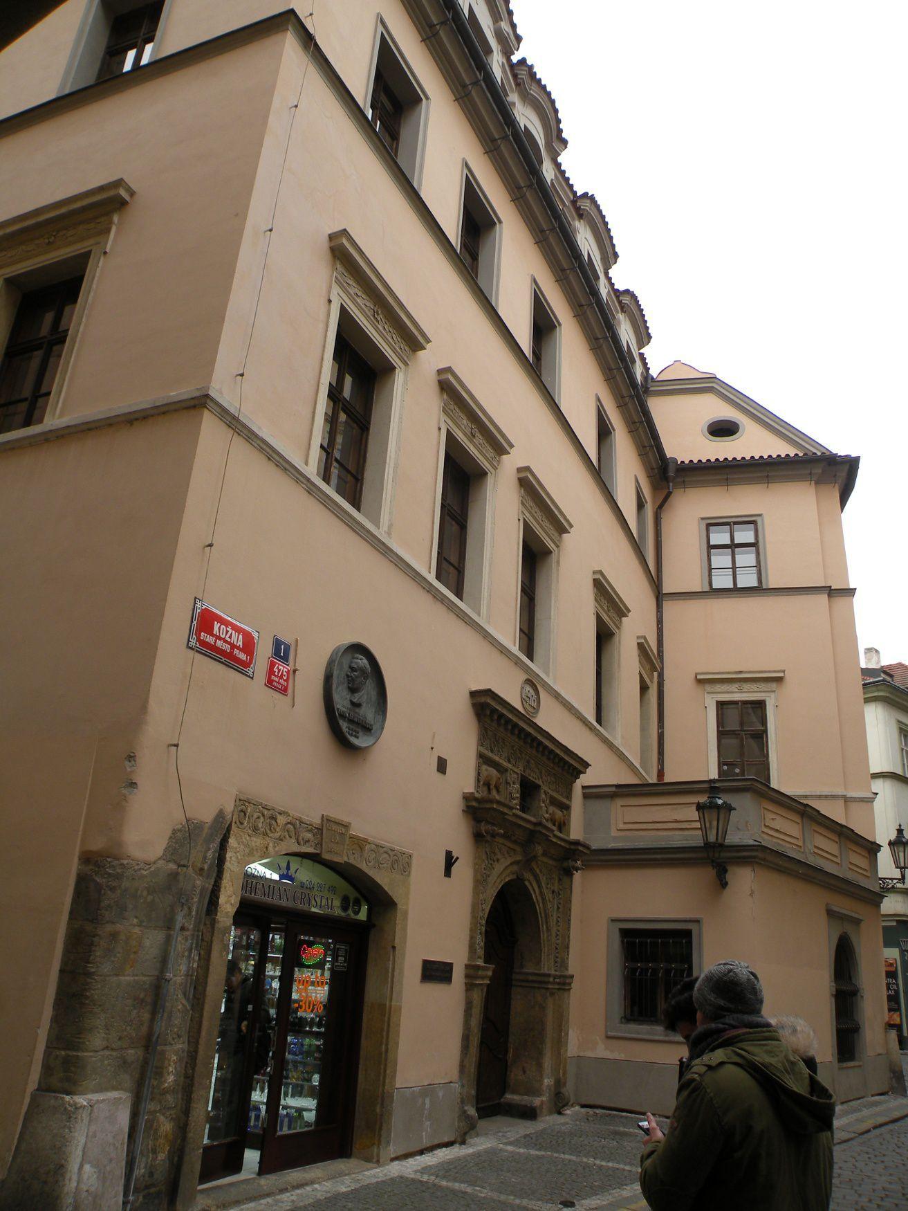 "Rasender Reporter"" ruht in Prag | Radio Prag"