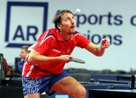 Дмитрий Прокопцов, Фото: официальный сайт Чешской ассоциации настольного тенниса