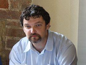 Jiří Suk, foto: archivo de Radio Praga
