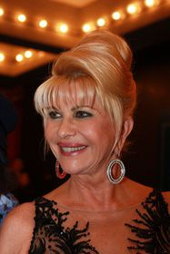 Ivana Trump in 2007, photo: Christopherpeterson, CC BY 3.0