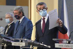 Премьер-министр Чехии Андрей Бабиш, фото: ЧТК/Ондржей Демл