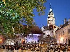 Международный музыкальный фестиваль в Чешском Крумлове