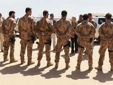 Čeští vojáci v Iráku, foto: Hana Brožková, archiv Armády ČR