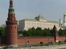 Kremlin, Moscow, photo: Julie Mineeva, CC BY-SA 1.0