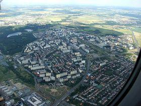 Jižní Město, photo: Hynek Moravec, CC BY 3.0