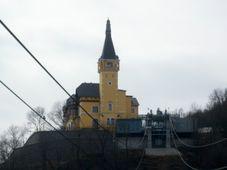 Výletní zámeček Větruše, foto: Zdeňka Kuchyňová