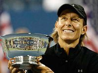 Martina Navratilova, photo: CTK