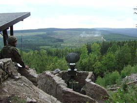 Военный уезд Брды (Фото: Зденек Хейкрлик, Чешское радио)