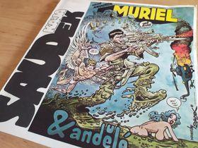 «Muriel», фото: Macourek, M., Saudek, K.; Muriel a andělé; Nakladatelství Comet, 1991