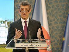 Andrej Babiš, foto: archivo del Gobierno Checo