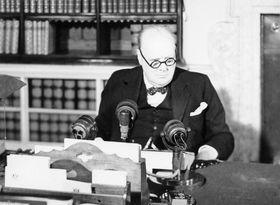 Уинстон Черчилль, фото: открытый источник