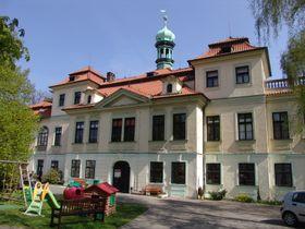 Veleslavín Chateau, photo: Miloš Turek