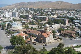 Гори, Фото: Petrshvili, CC BY-SA 4.0