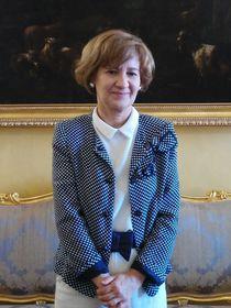 Teresa Ribeiro, foto: Enrique Molina