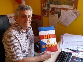Pablo Chacón, foto: Klára Stejskalová
