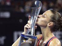 Karolína Plíšková, photo: AP Photo/Tertius Pickard