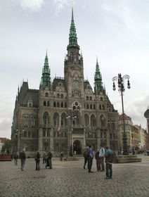 Liberec, photo: Archives de Radio Prague
