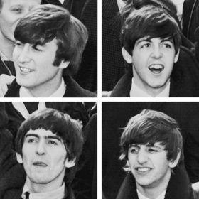 Beatles, photo: Public Domain