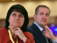 Michaela Šojdrová, foto: Filip Jandourek, ČRo