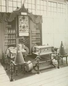 Historische Ansicht 1905 (Foto: Fotoarchiv Benátecka (Nr. 3))