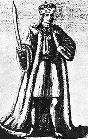 El príncipe Svatopluk