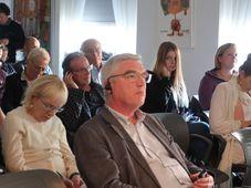 """Konferenz """"Tschechisch-österreichische Transfer- und Verflechtungsgeschichten im langen 20. Jahrhundert"""" (Foto: Martina Schneibergová)"""