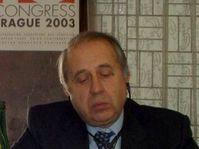 Secrétaire général de la CES, Emilio Gabaglio