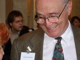 Pavel Litvinov, photo: Martina Stejskalová