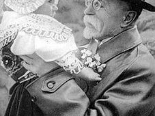 Первый чехословацкий президент Томаш Гарриг Масарик