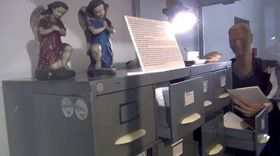 Photo: Musée de la police / YouTube