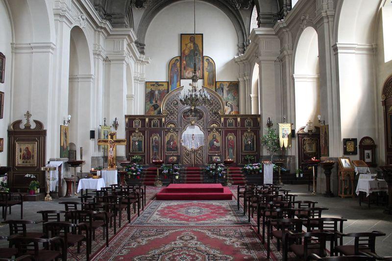 Православный кафедральный храм свв. Кирилла и Мефодия, фото: Ондрбей Томшу
