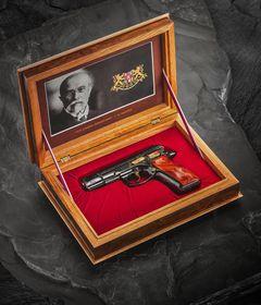 Pistole CZ 75, foto: archiv České zbrojovky
