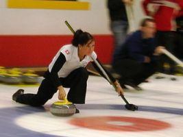 Curling -Curling- o -Lední metaná-