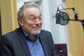 Karel Gott, photo: Khalil Baalbaki / Czech Radio