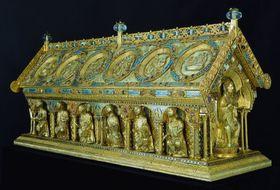 St Maurus reliquary